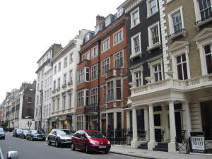 Sir John's Brook Street Apartment, London