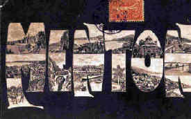 Menton in Letters 1905