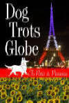 Dog Trots Globe by Sheron Long