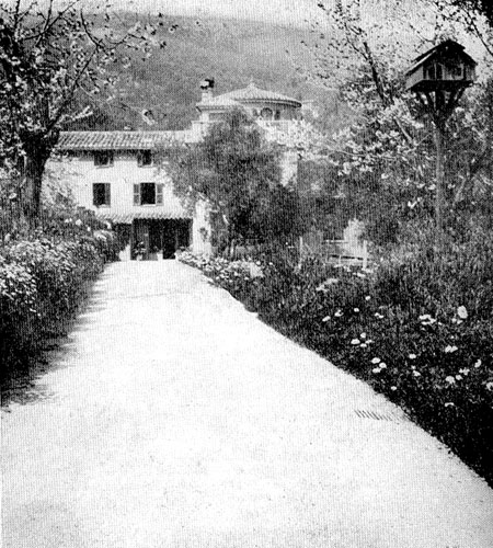 The Domaine in the 1930's