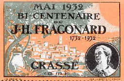 Fragonard Label