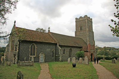 St Mary's Church, Great Bealings