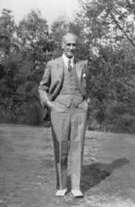 The Hon. Sir John W Fortescue c1930