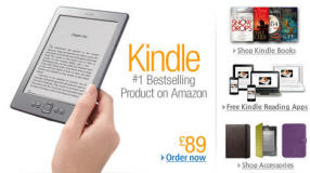 Get Escape to Provence for your Amazon Kindle!