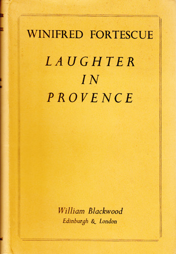 Laughter in Provenceprinted 1951 second edition with plain jacket