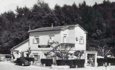 BAR-RESTAURANT 'LA SOURCE' date unknown