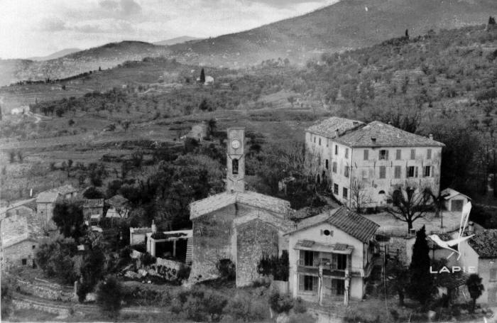 Enlargement of Opio village centre