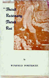 There's Rosemary There's Rue, 1957 Blackwoods edition
