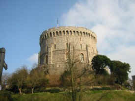 Round Tower, Windsor Castle