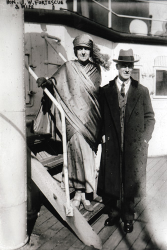 Arriving in NY in 1922